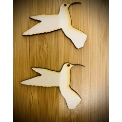 Hummingbird 2pcs -...